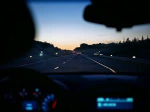 Miedo a conducir: amaxofobia