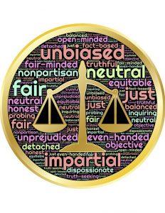 La justicia y su virtud