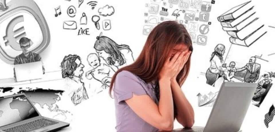 Depresión por estrés laboral