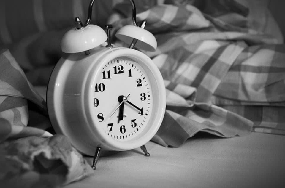 ansiedad a la hora de dormir